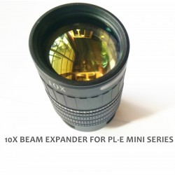 10X Beam Expander