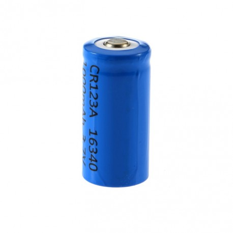 16340/18350/18650/26650 Lithium Battery