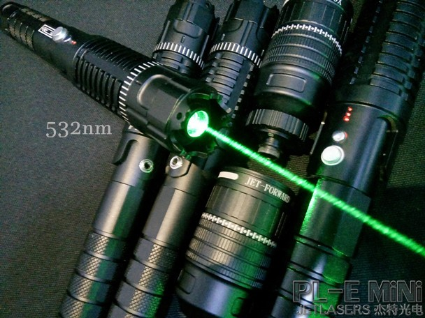 PL-E Mini 532nm Green Laser