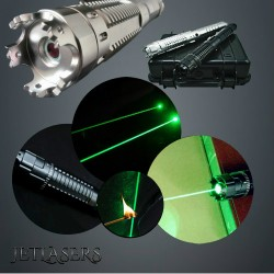 PL-E Pro 520nm Diode Green Laser
