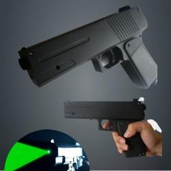 Pistol Dazzler Laser, Non lethal laser gun