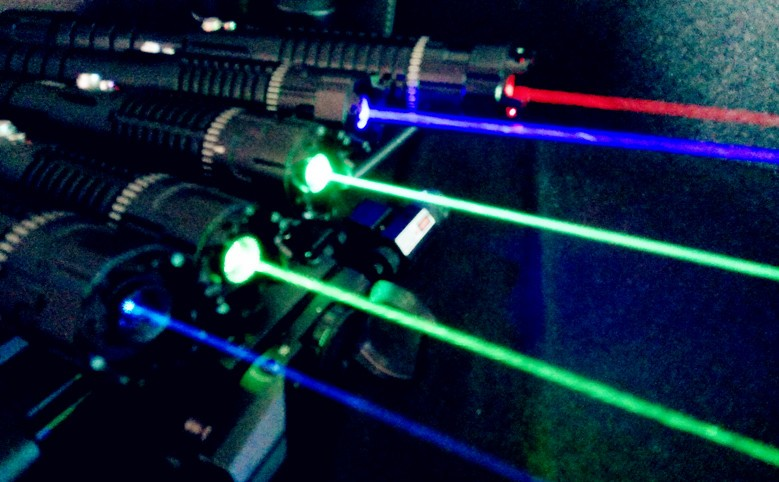 PL-E MINI series Beam Shots